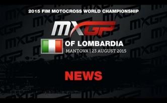 【Movie】MXGP of Lombardia