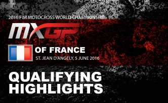 【Official Reports & Movies】MXGP MXGP of France