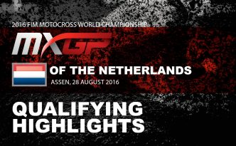 【Official Movies】MXGP of Netherlands