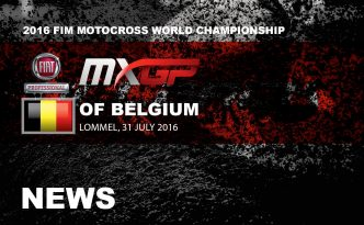 【Official Reports & Movies】MXGP of Belgium