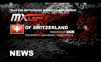 【Official Reports & Movies】MXGP of Switzerland