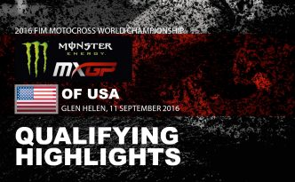 【Official Reports & Movies】MXGP of of USA