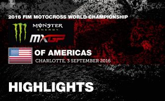 【Official Reports & Movies】MXGP of of Americas